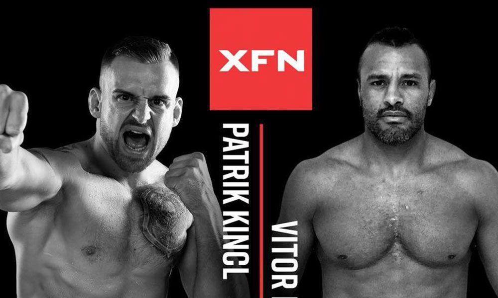 Patrik Kincl vs. Vitor Nobrega