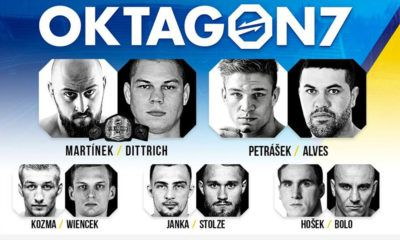 Oktagon 7 - fightcard