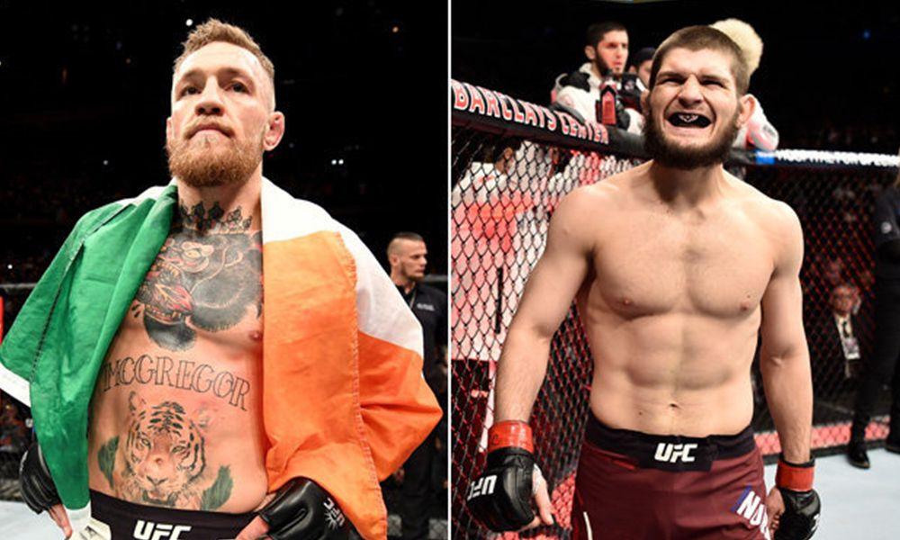 Conor McGregor vs. Khabib Nurmagomedov - POTVRZENO
