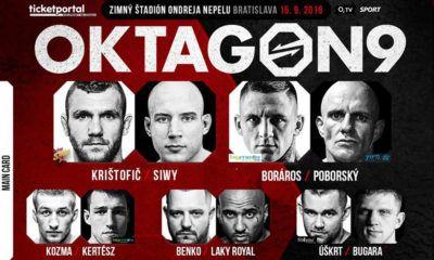 Oktagon 9