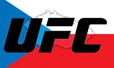 UFC v Praze