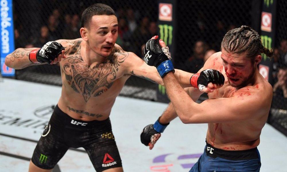UFC 231: Holloway vs. Ortega - Výsledky