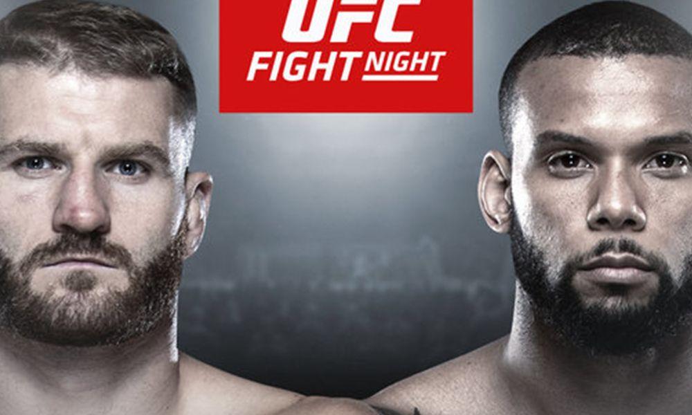 UFC Praha - Jan Blachowicz vs. Thiago Marret