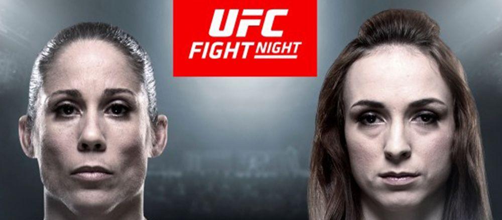 UFC Praha - Lucie Pudilová