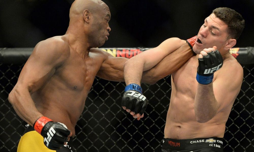 Anderson Silva- jeden z nejlépe placených UFC zápasníků všech dob