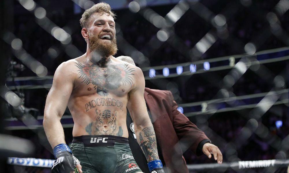 Conor McGregor nejlépe vydělávající UFC zápasník všech dob