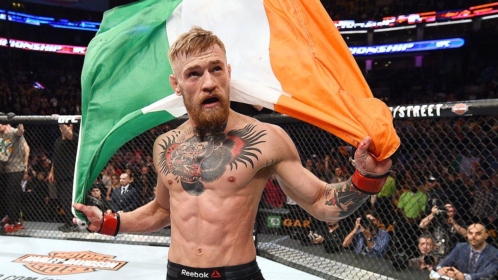 UFC Fight Night: McGregor v Siver