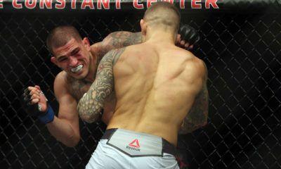 UFC Norfolk videa zápasů