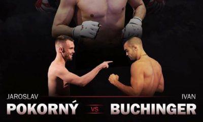 """Jaroslav """"Jubox"""" Pokorný vs. Ivan """"Buki"""" Buchinger"""