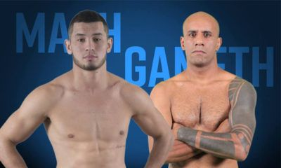 """Makhmud """"Mach"""" Muradov vs. Edvaldo """"Gameth"""" de Oliveira"""
