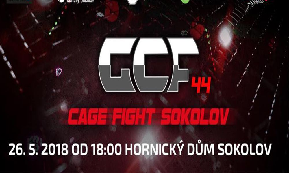 GCF 44: CAGE FIGHT SOKOLOV