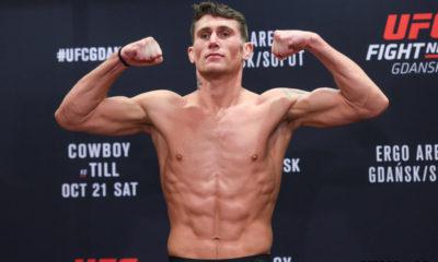 Daren Till a jeho brutální shazování (weightcut) na UFC Fight Night v Liverpoolu