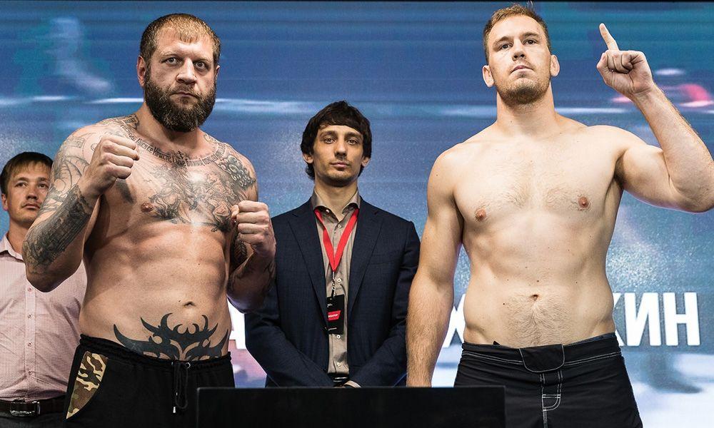 Viktor Pešta vs. Alexander Emelianenko - Výsledek a video zápasu