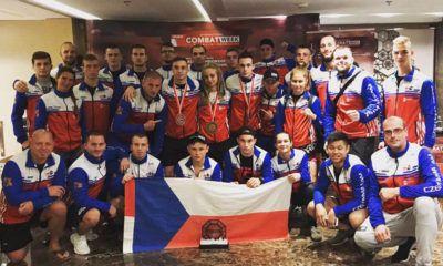 Česká MMA reprezentace na Mistrovství světa