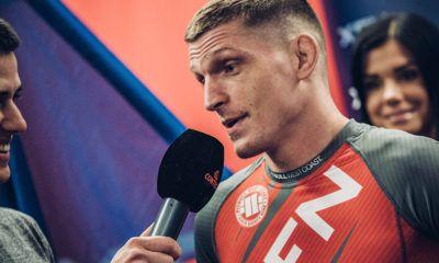 David Dvořák v UFC ?