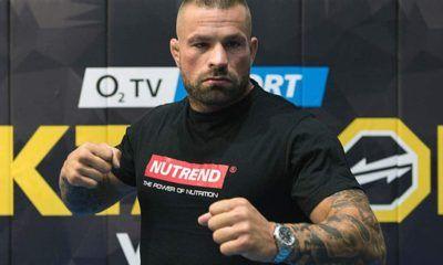 """Karlos """"Terminátor"""" Vémola přestupuje do OKTAGON MMA"""