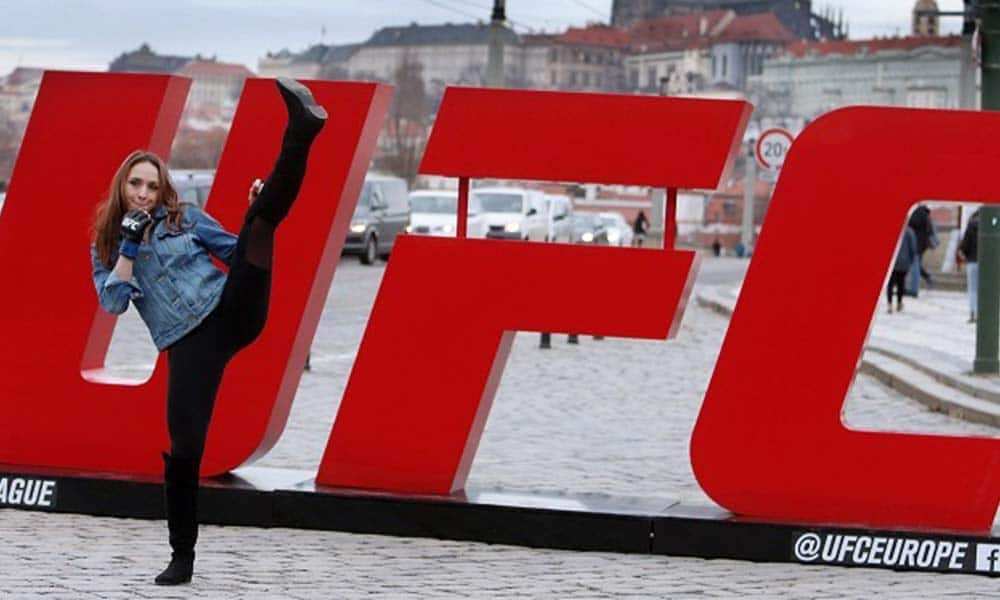 UFC Praha - fightcard (program)   UFC Prague
