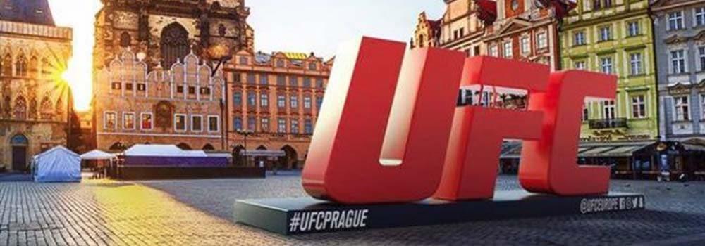 UFC Praha - výsledky a videa zápasů (UFC Fight Night Prague)
