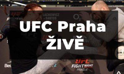 Kde sledovat UFC Praha - živě