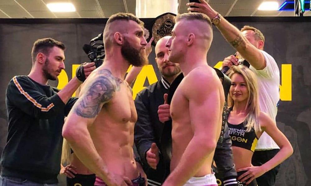 """David """"Pink Panther"""" Kozma vs. Samuel """"Pirát"""" Krištofič - video zápasu"""