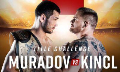 Makhmud Muradov vs. Patrik Kincl na XFN 18