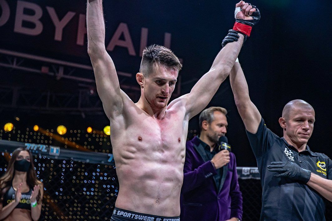 OKTAGON 17 - vítěz Andrej Kalašnik