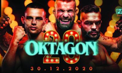 Možnosti sledování OKTAGON 20 živě