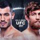 UFC 257: Makhmud Muradov vs. Andrew Sanchez - analýza