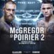 Conor McGregor vs. Dustin Poirier 2 - Podrobná analýza