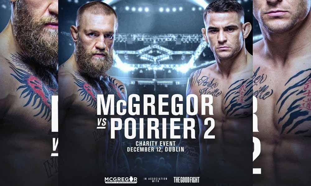 Conor McGregor vs. Dustin Poirier 2 - Podrobná analýza