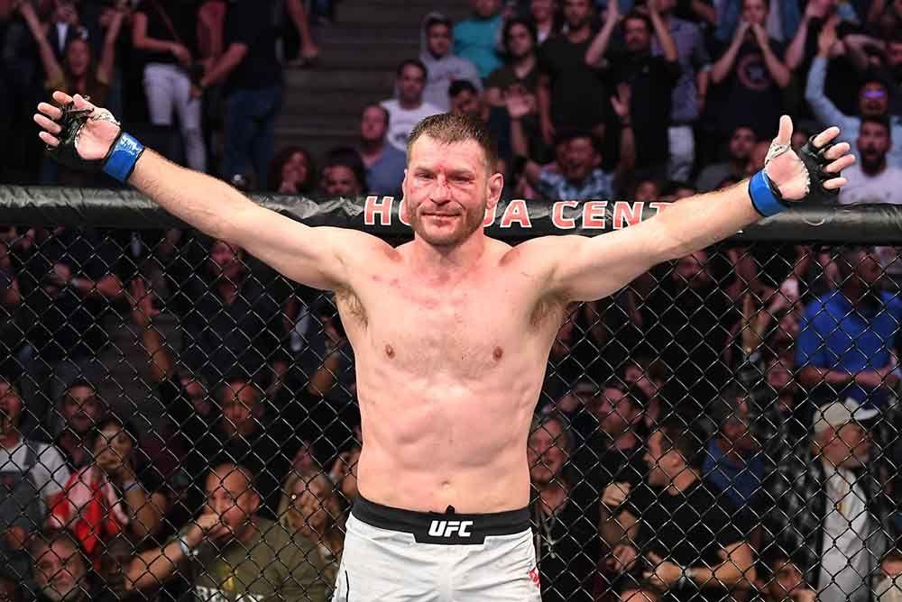 Stipe Miocic - šampion těžké váhy UFC