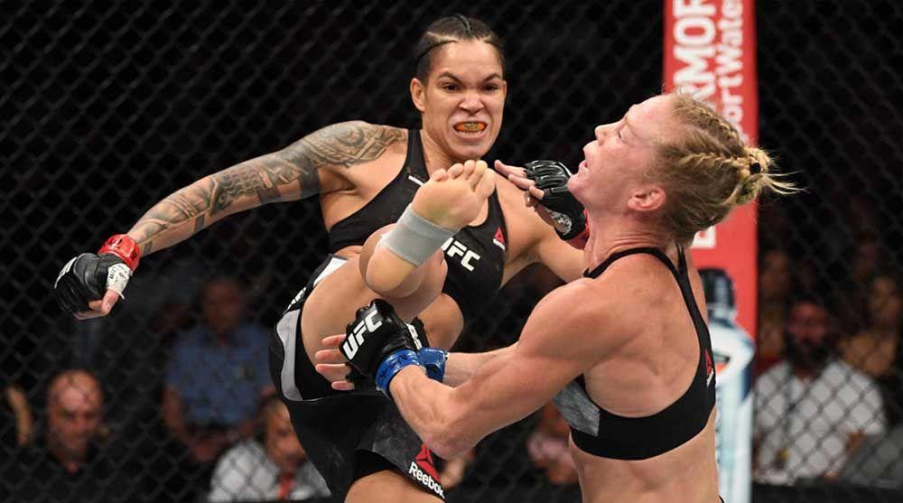 UFC žebříček 2021 - Nejlepší UFC pound-for-pound zápasnice - Amanda Nunes