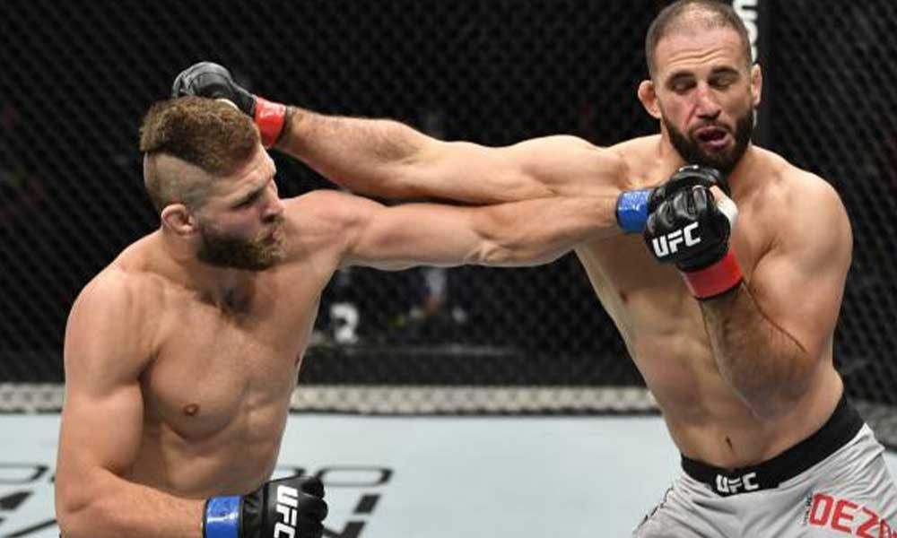 Jak a kde sledovat UFC - živě a zdarma